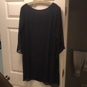 MSK navy dress size 14 - worn once